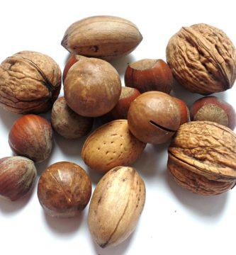 Frutos secos fuente de energía para deportistas