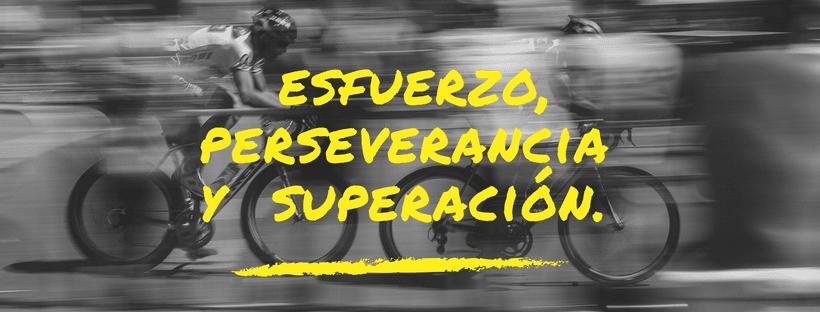 Secreto de un entrenamiento triatlon: esfuerzo, perseverancia y ganas de superación.