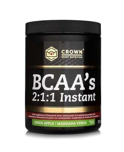 BCAA´S crown sport nutrition